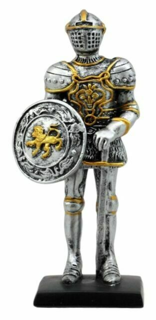 Ladies Knight  Miniature Dollhouse  Picture