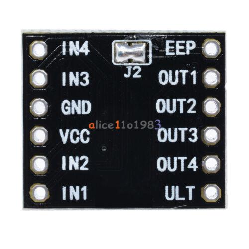 2PCS DRV8833 2 Channel DC Motor Driver Module 1.5A for Arduino