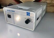Volpi 5000 1 Intralux Light Source Fiber Optic Microscope Illumination