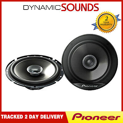 "Pioneer 460 Watts 6.5"" Inch 17 cm Dual Cone Car Front / Rear Door Dash Speakers"