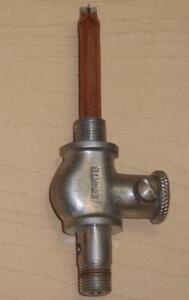 Original 1940's-1960's BSA Matchless 1/8 X 1/8 Ewarts petcock NOS - GENUINE -F