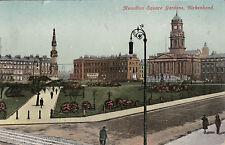 Hamilton Square Gardens, BIRKENHEAD, The Wirral, Cheshire