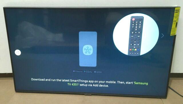 "? Samsung TU7000 43"" Screen LED LCD Smart TV 4K (UN43TU7000FXZA) ????????"