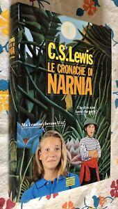 C-S-LEWIS-LE-CRONACHE-DI-NARNIA-ILL-DI-P-BAYNES-MONDADORI-1a-Ed-1992-Potter
