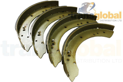 Rear Brake Shoes for Land Rover Defender 110 130 to 95 STC2797