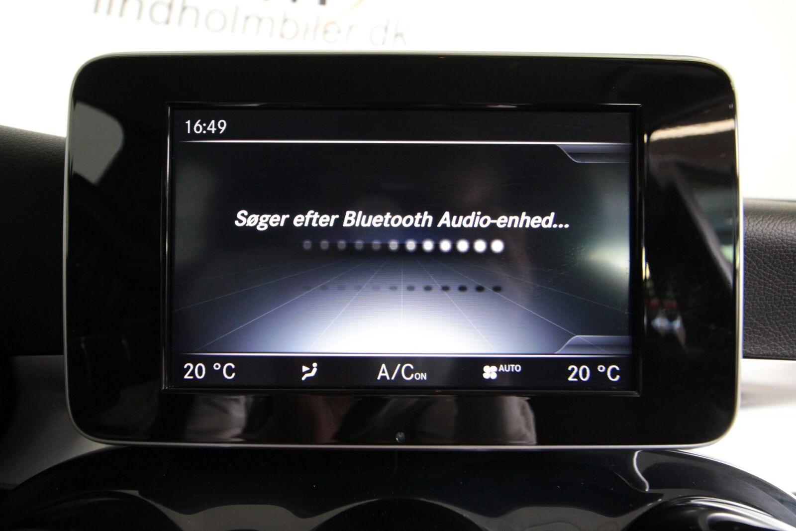 Mercedes C220 d stc. aut. Van
