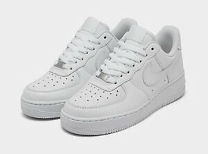 Nike Air Force 1 Low All Triple White