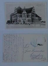 diedenhofen postamt 1918 / verlag robert dahms  diedenhofen