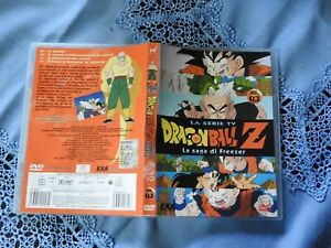 DVD-CARTONI-DRAGONBALL-Z-LA-SAGA-DEI-FREEZER-VOL-3