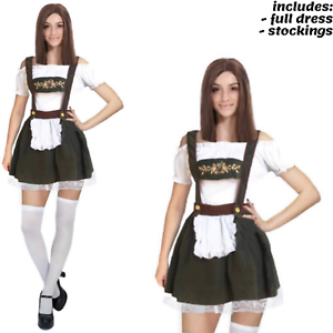 Women-039-s-Sexy-Adult-Beer-Girl-Bavarian-Costume-Oktoberfest-German-Cosplay-Outfit
