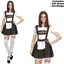 Women-039-s-Sexy-Adult-Beer-Girl-Bavarian-Costume-Oktoberfest-German-Cosplay-Outfit thumbnail 1