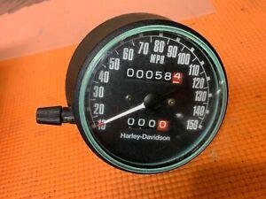 Harley-Davidson-Sportster-Speedometer-74-79-67020-74B-Working