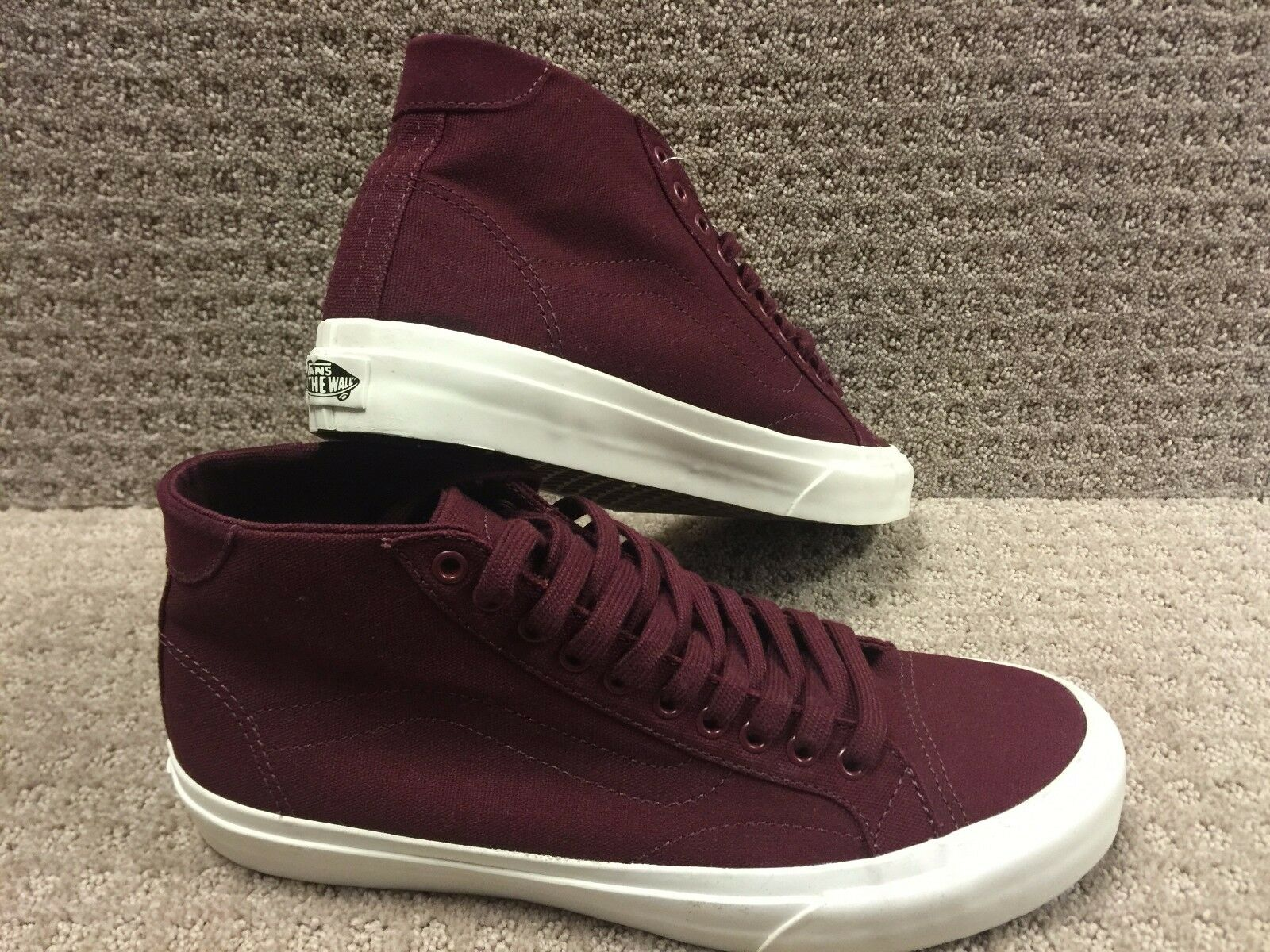 Vans Men's shoes  Court Mid  (Canvas) Port Royale