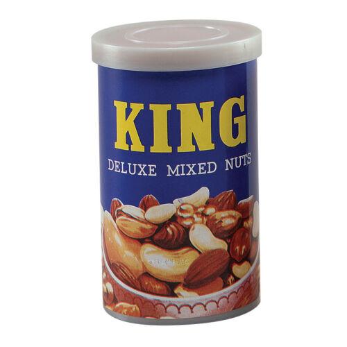 Nut Chips With Pop Up Snake Snappy Gum Egg Biscuit Funny Food Joke Fancy Dress