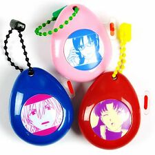 Evangelion Gashapon Soundrop / Sound Drop set of 3 Misato Mari & kaworu