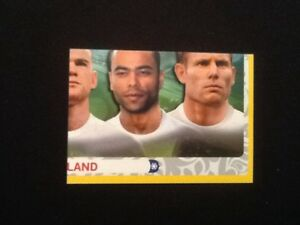 Panini Euro 2012 Wayne Rooney England No 512