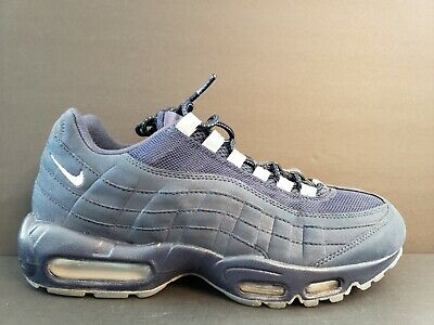 super popular aa05e 50835 Nike Air Max 95 Mens Size 9 Running Shoes ICE Sample Blue Grey 3M | eBay