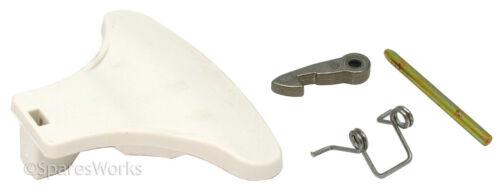 Véritable INDESIT Lave-linge BLANC Poignée de porte Kit