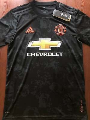 Adidas Manchester United Third Kit 19/20 | eBay