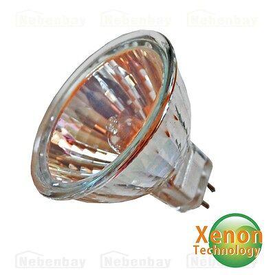 10x Halogen-Lampe GU4 GU5,3 MR11 MR16 Fassung 14w 25w 35w / Energiesparlampe E27