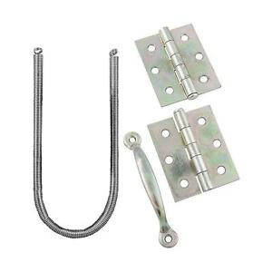 5 Pk Screen Door Replace Repair Hinge Handle Spring