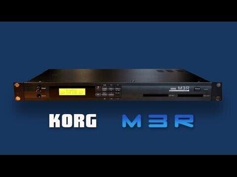 Effektenhed, Korg M3R