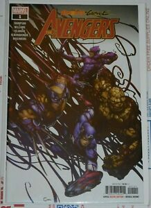 ABSOLUTE-CARNAGE-AVENGERS-1-MARVEL-comics-NM-2019