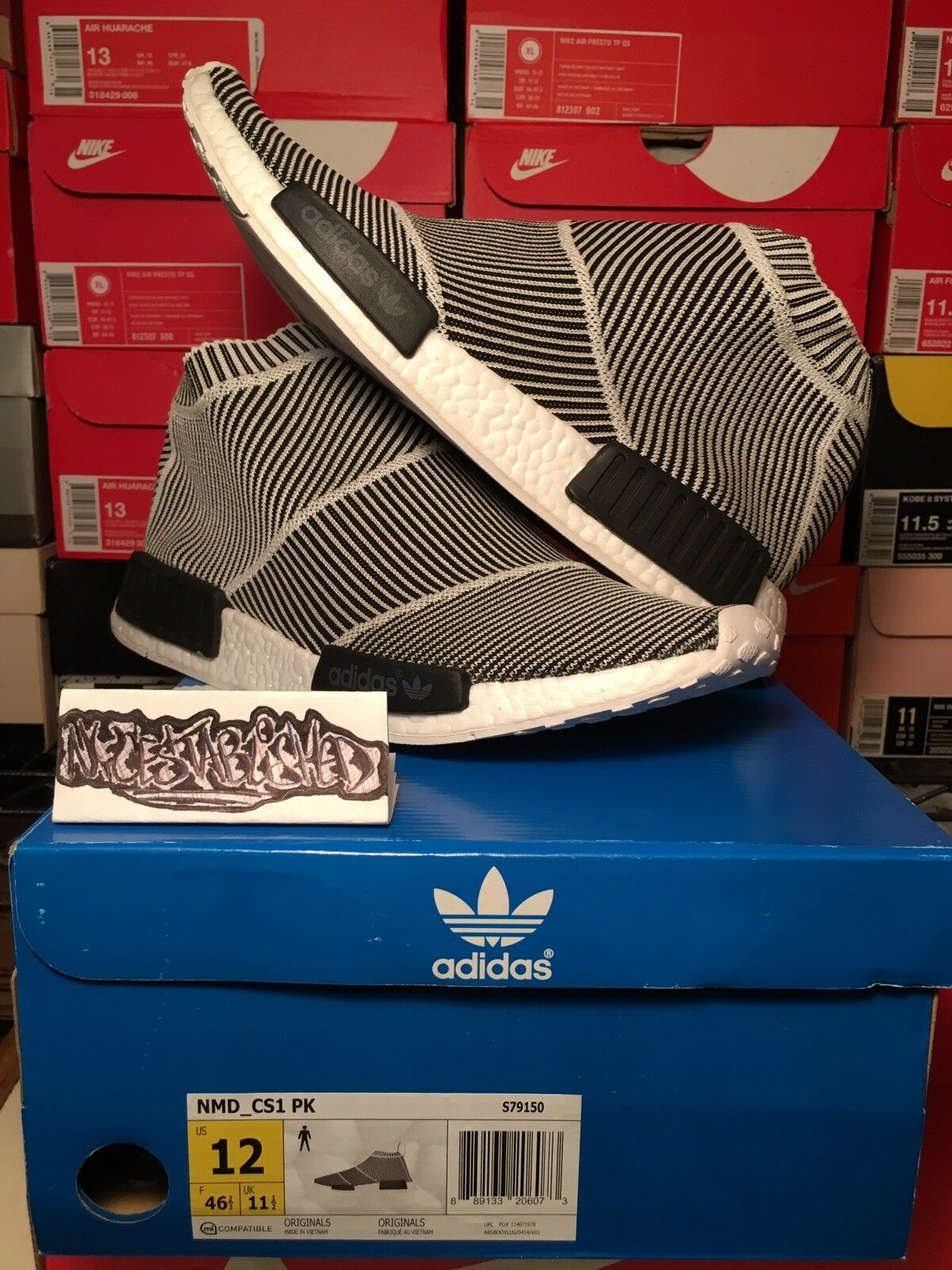Adidas NMD CS1 PK OG Size12