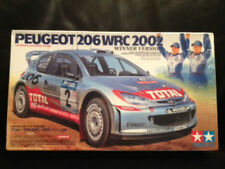 TAMIYA PEUGEOT 206 WRC 2002 Winner Version 1:24 Sports Car Item #24262