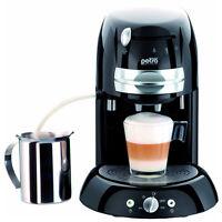 Petra KM 42.17 Schwarz Kaffeepadmaschine Kaffee- und Espressomaschinen