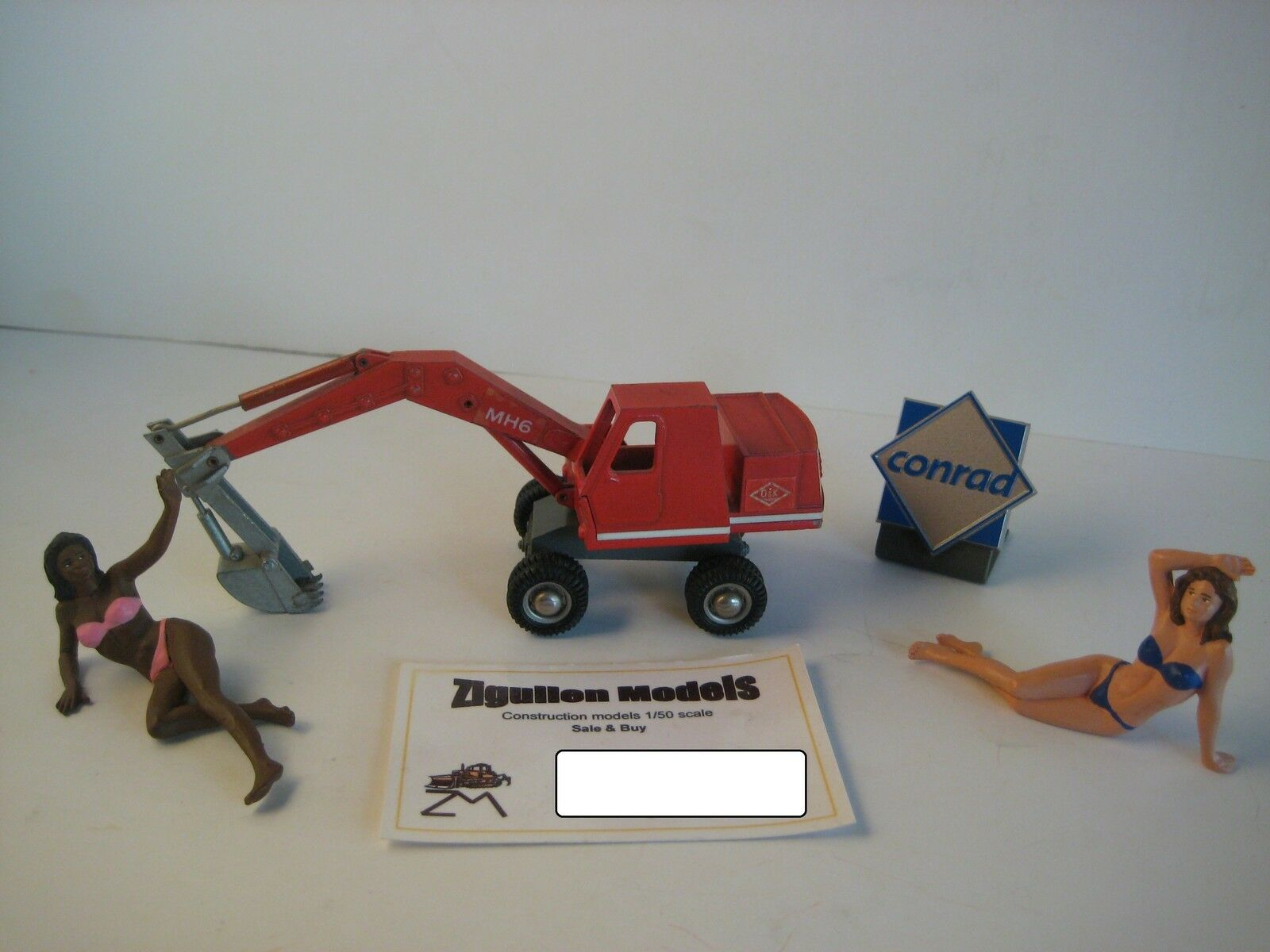 O&k MH 6 Excavateurs tieflöffel mobile  265.1 STRENCO 1 50