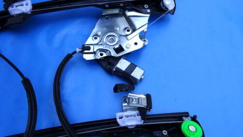 Ford 2//3 porte focus avant droite uk côté conducteur lève vitre avec moteur *