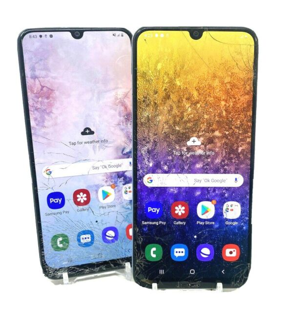Samsung Galaxy A50 (A505W) 64GB GSM Unlocked Android (Screen Defect) Clean ESN