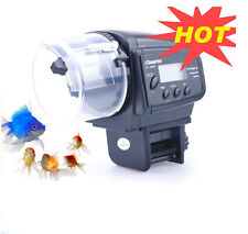 Digital Aquarium Automatic Fish Food Tank Feeder Timer Auto Feeder for Aquarium