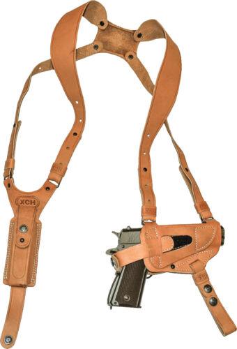 Shoulder gun holster Defender Sig Sauer P238//938 S/&W 1911 Colt 1911 Kimber