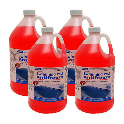 Camco Swimming Pool Winter Closing Non Toxic Antifreeze - 4 pack  34261000622 | eBay