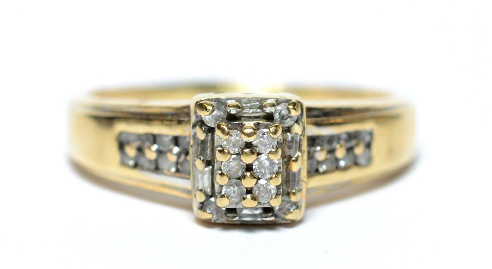 Brilliant Trauringe Eheringe Aus 585 Gold Bicolor Mit Diamant & Gratis Gravur A19013440 Uhren & Schmuck