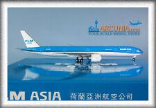 """Gemini200 - JC Wings 1:200 KLM Asia Boeing 777-300ER """"PH-BVB"""" XX2447"""