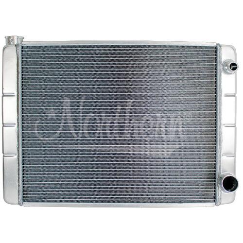 "209638 Northern Chevy//GM Double Pass Aluminum Radiator 28/""x19/"""