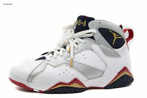 watch b464c 09d24 Details about AIR JORDAN 7 OLYMPIC (Size 12) - (PRE-OWNED)