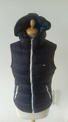 Klug Jack Wills Body Warmer Waistcoat Size 10 Chest 38
