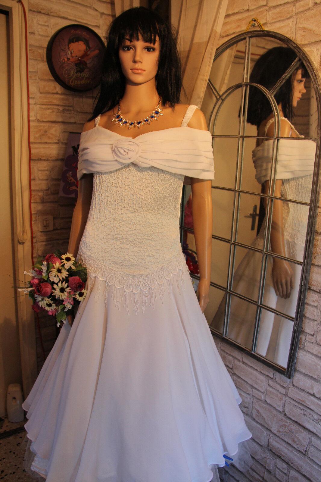 Magnifique robe rohommetique , ceremonie  mariage ,soirèe ,thèatre  , collection