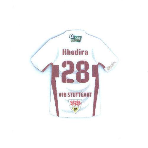 VfB Stuttgart Magnet Trikot Simba FAN COLLECTION Fussball #28 Khedira