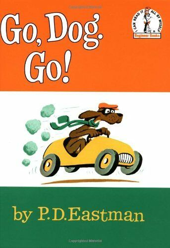1 of 1 - Go, Dog. Go! (I Can Read It All by Myself Begin..., Eastman, Philip D 0394800206