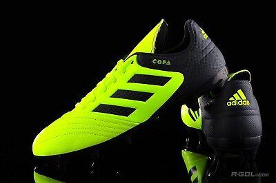 New Adidas Copa 17.3 FG Soccer Cleats Boots Sz 10 Solar Yellow Legend Ink S77143 | eBay