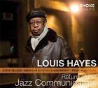 Return of the Jazz Communicators [Digipak] by Louis Hayes (CD, May-2014, Smoke Sessions)