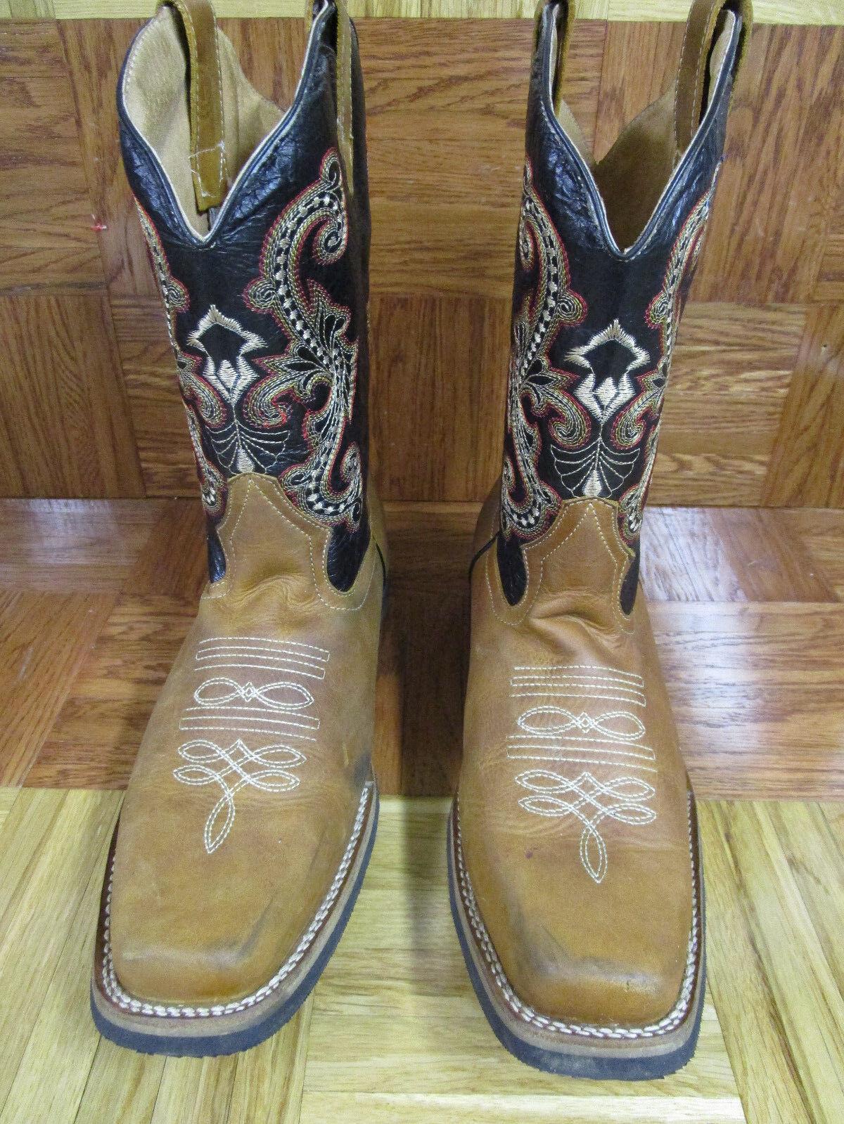 CALIFORNIA DE MABI Cowboy Western Rodeo Mint Condition Boots Size 12M