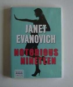 Notorious-Nineteen-by-Janet-Evanovich-MP3CD-Audiobook