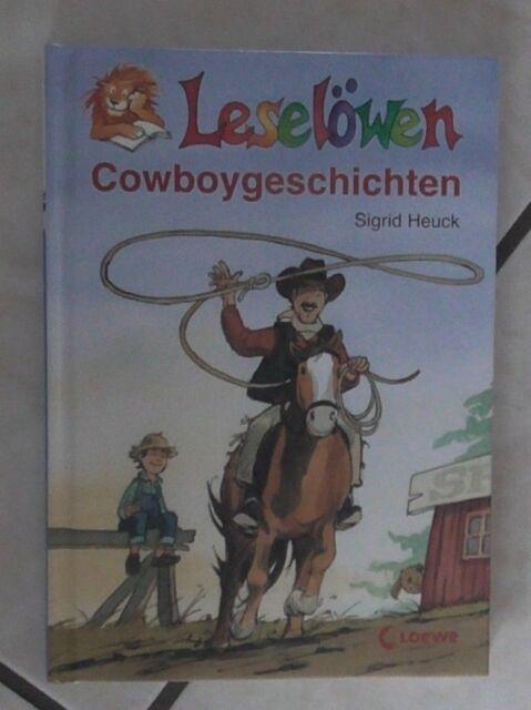 Leselöwen Cowboygeschichten, ab 8 Jahren