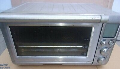 Breville Convection Smart Oven Bov800xl Works Fine Needs